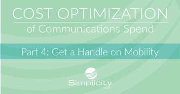 Cost Optimization Get a Handle on Mobility