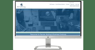 Remote Work Resource Page