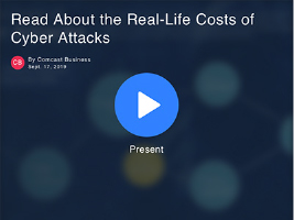 Cost of Cyber Attack 1