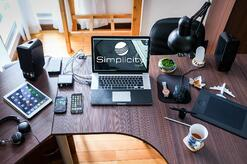 Simplicity Web Site Banner Photo