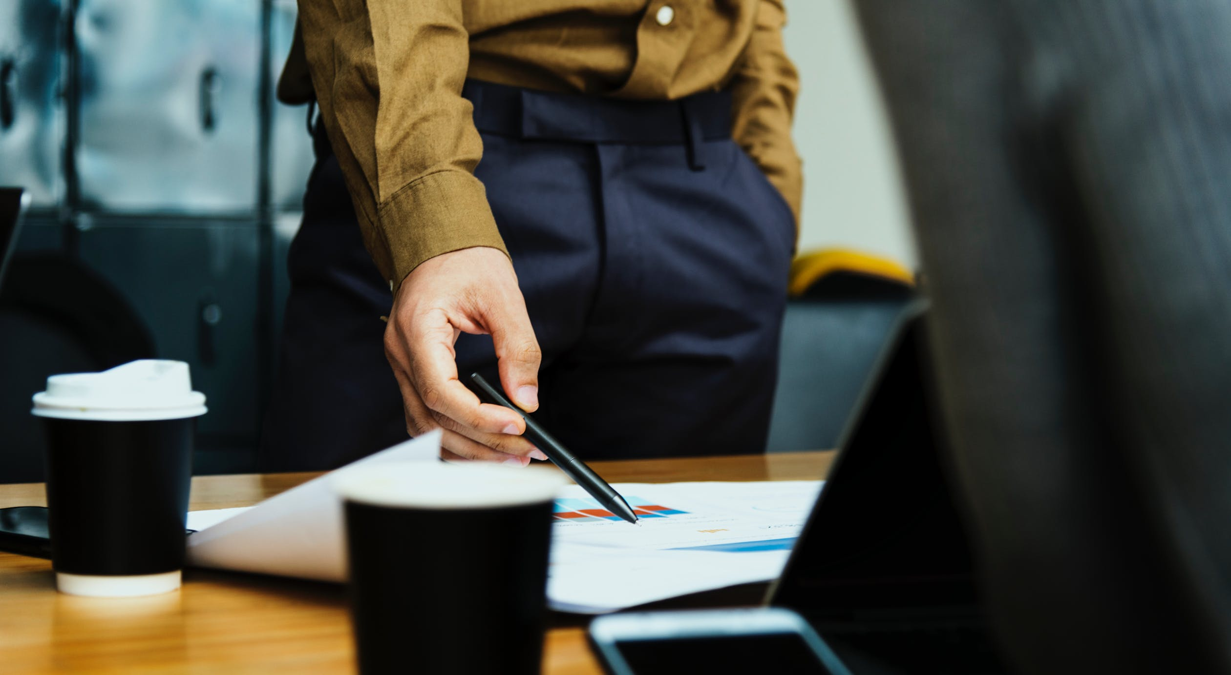A Self-Evaluation of Your Business's Security Needs
